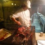 水戸アメリカ屋のステーキとハンバーグ